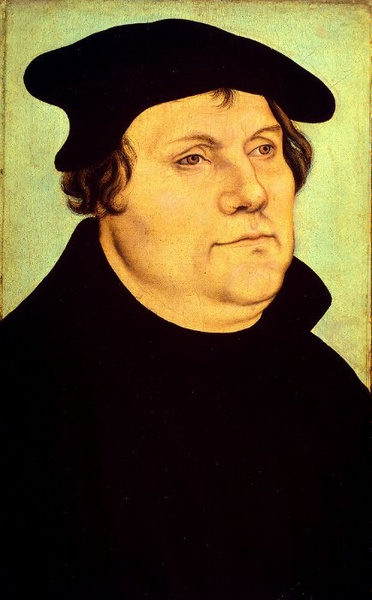 martin luther picture
