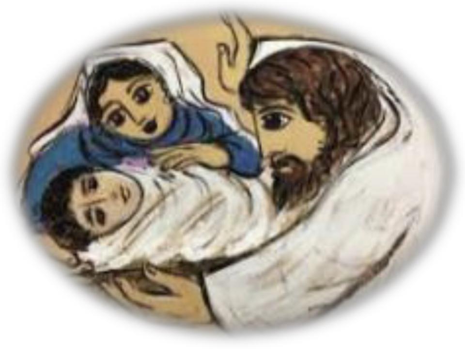 Raising the widow's son